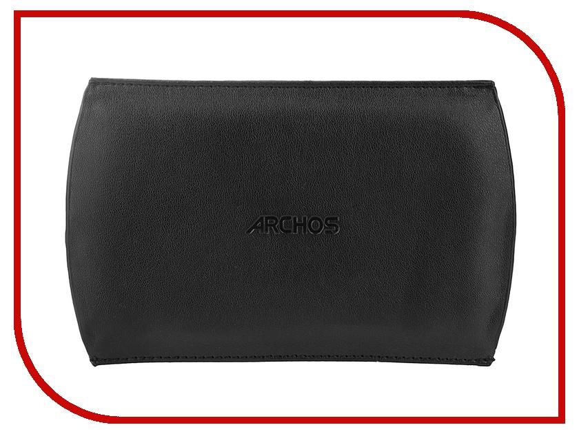 Фото Аксессуар Чехол Archos 5 Flash Internet Tablet (кожа) сотовый телефон archos sense 55dc 503438