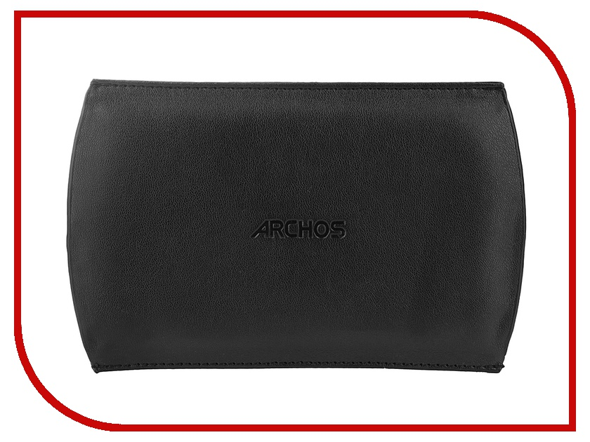 Аксессуар Чехол Archos 5 Flash Internet Tablet (кожа)<br>