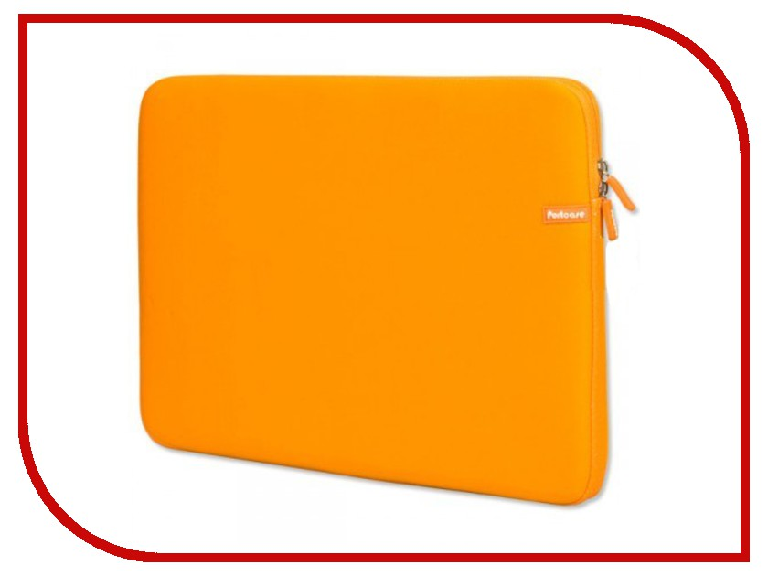 Аксессуар Сумка 18.0 PortCase KNP-18 OR Orange<br>