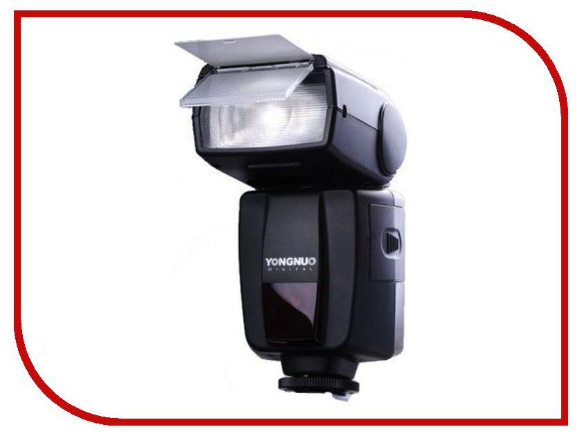 Вспышка YongNuo YN-468II TTL Speedlite for Canon