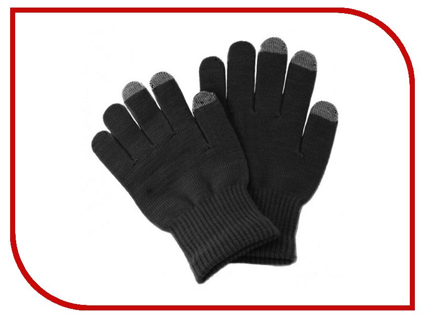 Теплые перчатки для сенсорных дисплеев iGlover Classic Black