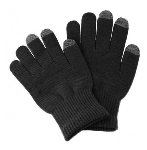 Теплые перчатки для сенсорных дисплеев iGlover Classic р.UNI Black