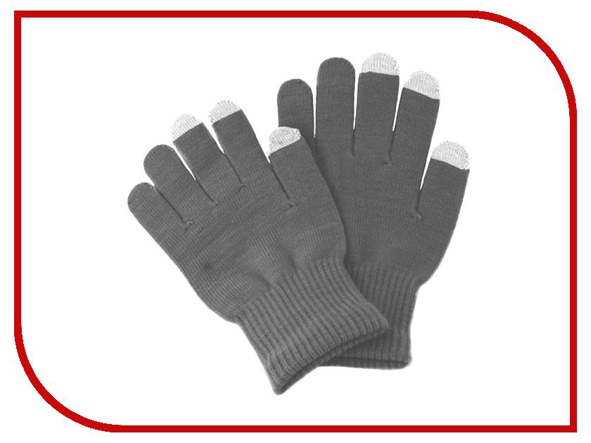 Теплые перчатки для сенсорных дисплеев iGlover Classic Grey<br>