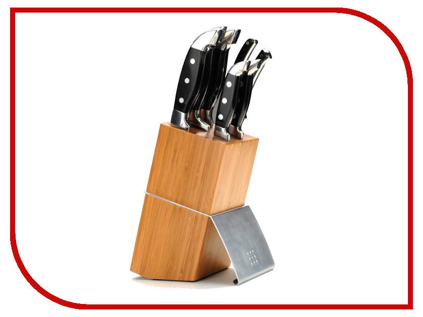 Набор ножей Berghoff Orion 1306193 набор кухонных ножей квартет кизляр
