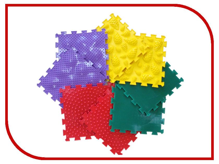Развивающий коврик Орто Пазл Микс Базовый / Универсальный игровые коврики орто пазл напольное покрытие микс базовый