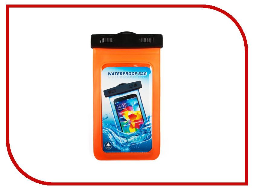 Аксессуар Чехол Liberty Project 5.0-inch Водонепроницаемый Orange R0004110 чехлы для телефонов liberty project чехол для fly iq455 ego art2 lp раскладной кожа черный
