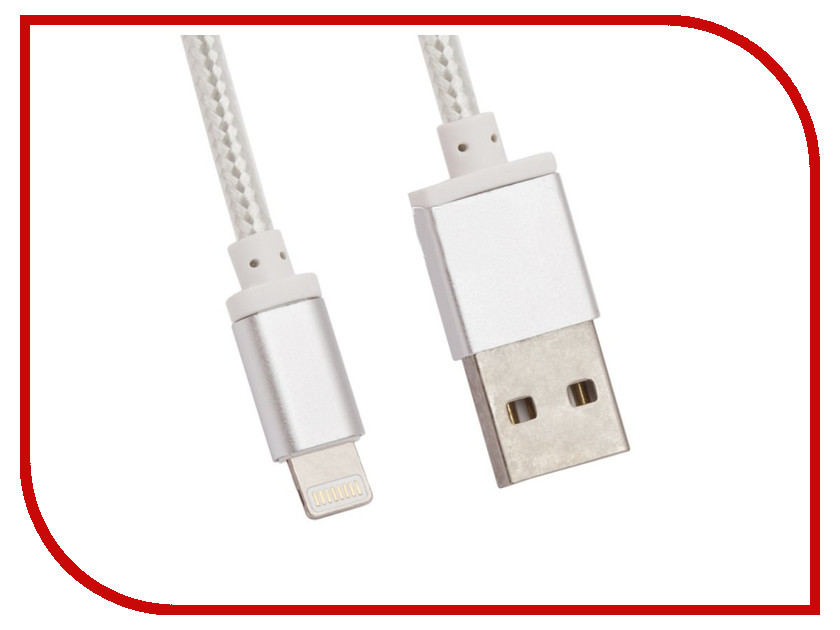 Аксессуар Liberty Project Кабель USB - Lightning 1.5m White 0L-00027323