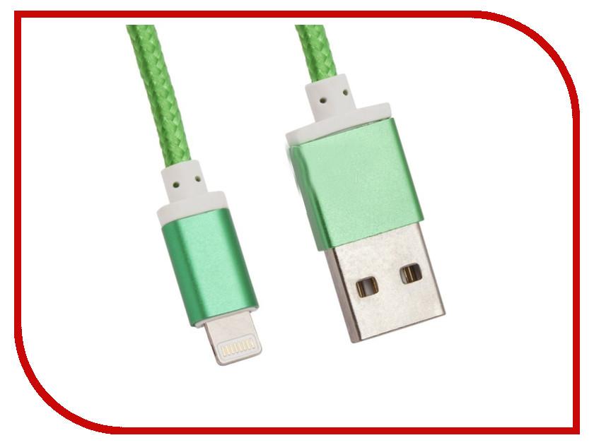 Аксессуар Liberty Project Кабель USB - Lightning 1.5m Green 0L-00027325