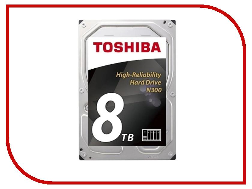 все цены на Жесткий диск Toshiba HDWN180UZSVA 8Tb