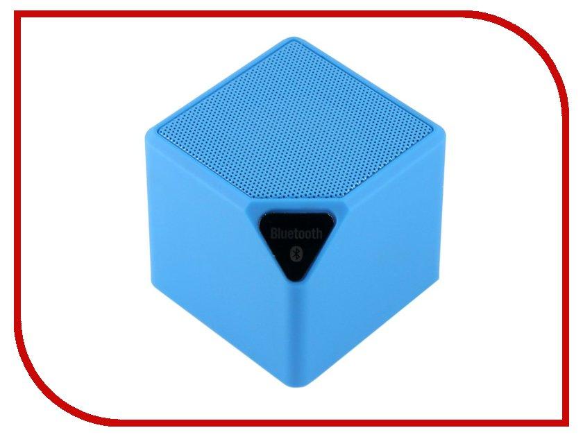 Колонка iPapai X3 mini Blue колонка mixberry msp001bl light blue