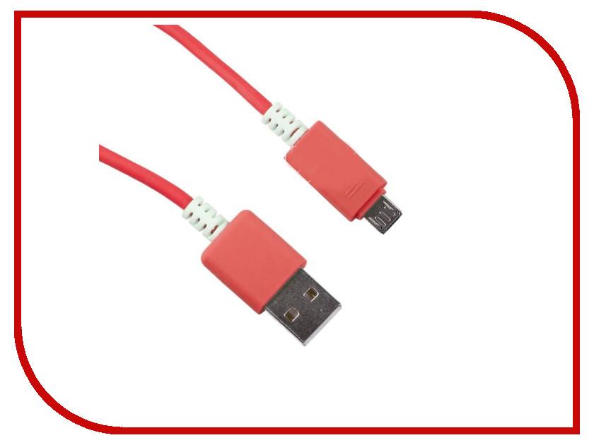 Аксессуар Liberty Project USB - Micro USB 1.5m Red 0L-00000703 аксессуар liberty project usb micro usb 1m волны black white 0l 00033136