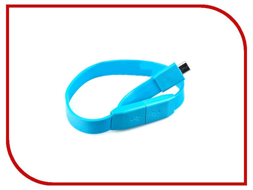 Аксессуар Liberty Project USB - Micro USB Light-Blue SM001788 рубашка в клетку insight liberty pit blue