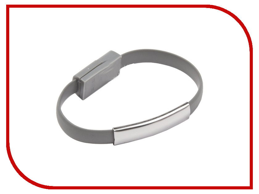 Аксессуар Liberty Project USB - Micro USB Grey 0L-00028900 аксессуар liberty project usb micro usb 1m волны black white 0l 00033136