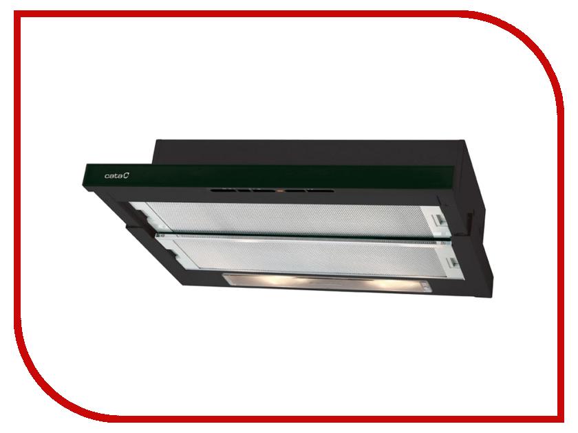 Кухонная вытяжка Cata TF 5250 GBK варочная панель cata vi 302 a