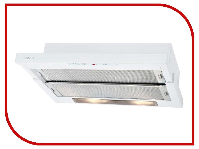 Кухонная вытяжка Cata TF 5250 GWH вытяжка cata tf 5250 blanca white