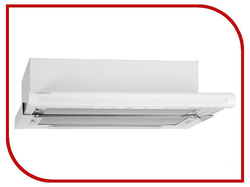 Кухонная вытяжка Cata TF 5250 WHITE вытяжка cata tf 5250 blanca white
