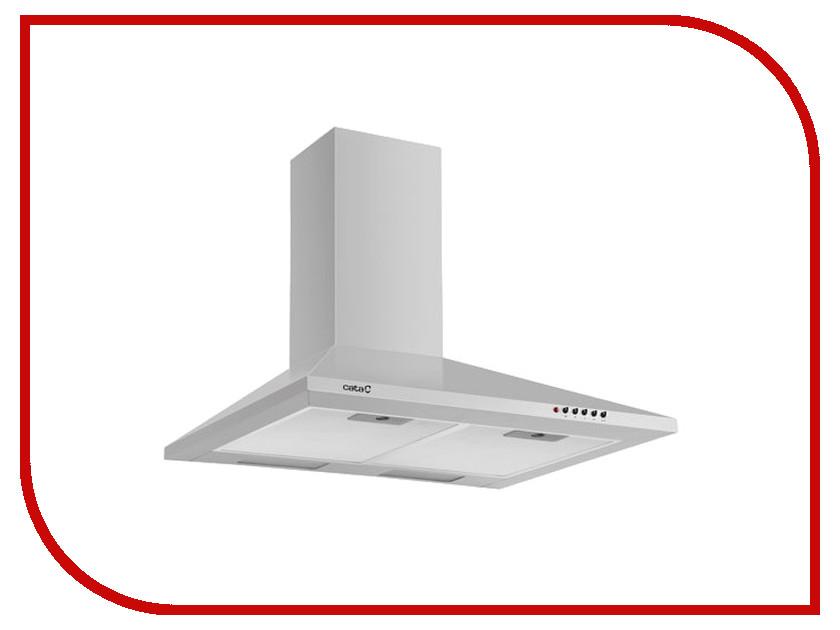 Кухонная вытяжка Cata V 600 INOX/B цена и фото