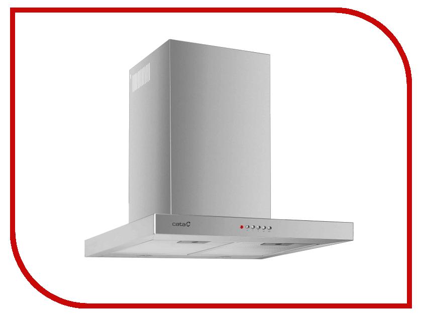 Кухонная вытяжка Cata S 600 INOX/C вытяжка со стеклом cata ceres 600 awh