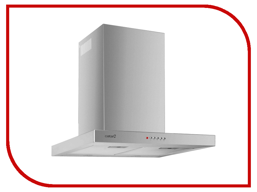 Кухонная вытяжка Cata S 600 INOX/C цена и фото