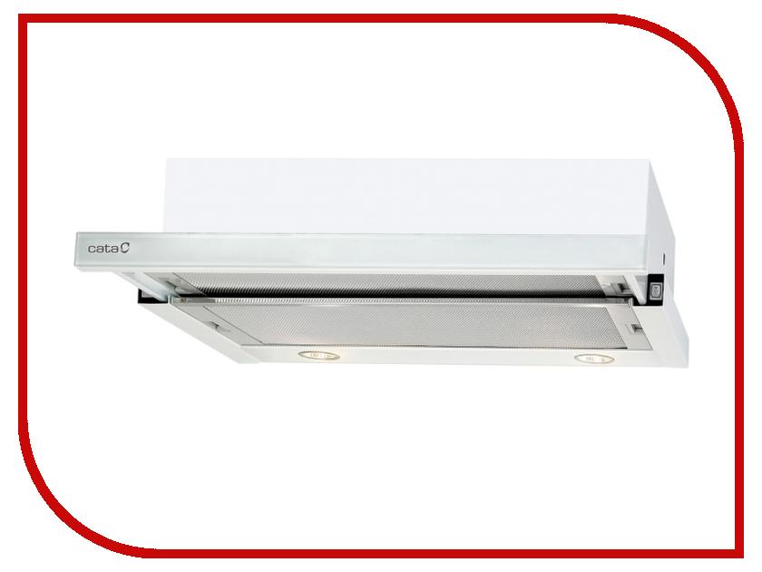 цены на Кухонная вытяжка Cata TF 2003 60 White Glass в интернет-магазинах