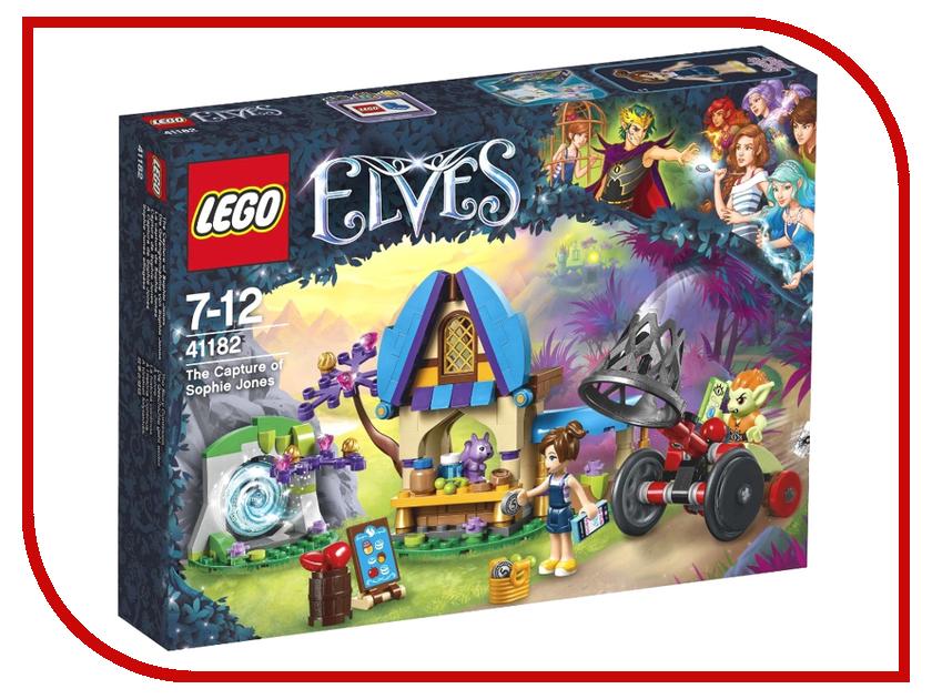 Конструктор Lego Elves Похищение Софи Джонс 41182 lego