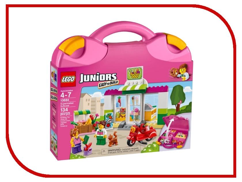 Конструктор Lego Juniors Чемоданчик Супермаркет 10684