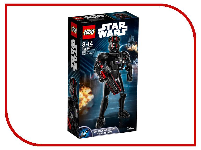 Конструктор Lego Constraction Star Wars Элитный пилот истребителя СИД 75526 рант пилот