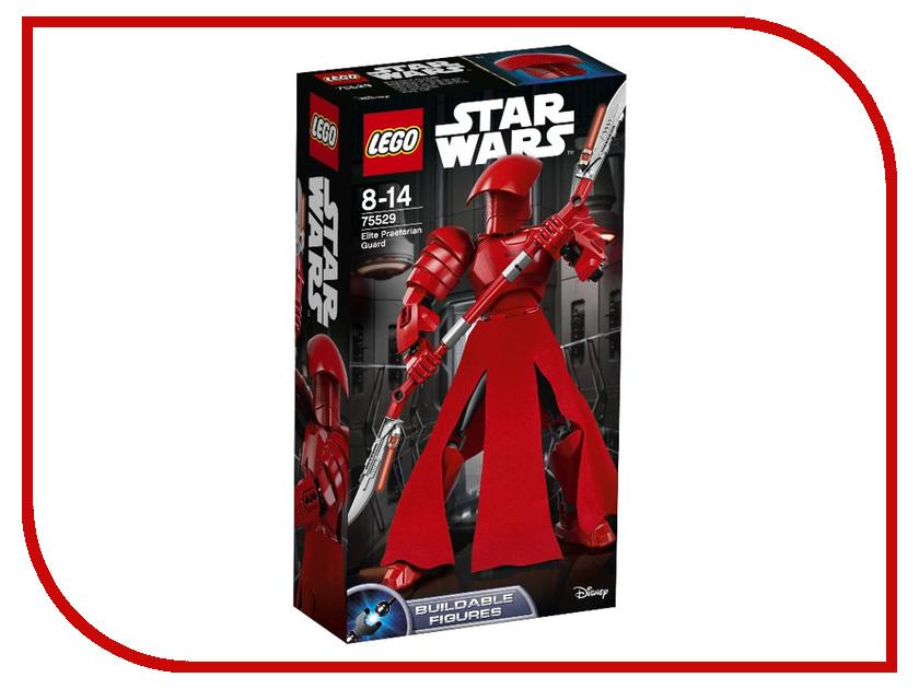 Конструктор Lego Constraction Star Wars Элитный преторианский страж 75529 конструктор lego constraction star wars командир штурмовиков 75531