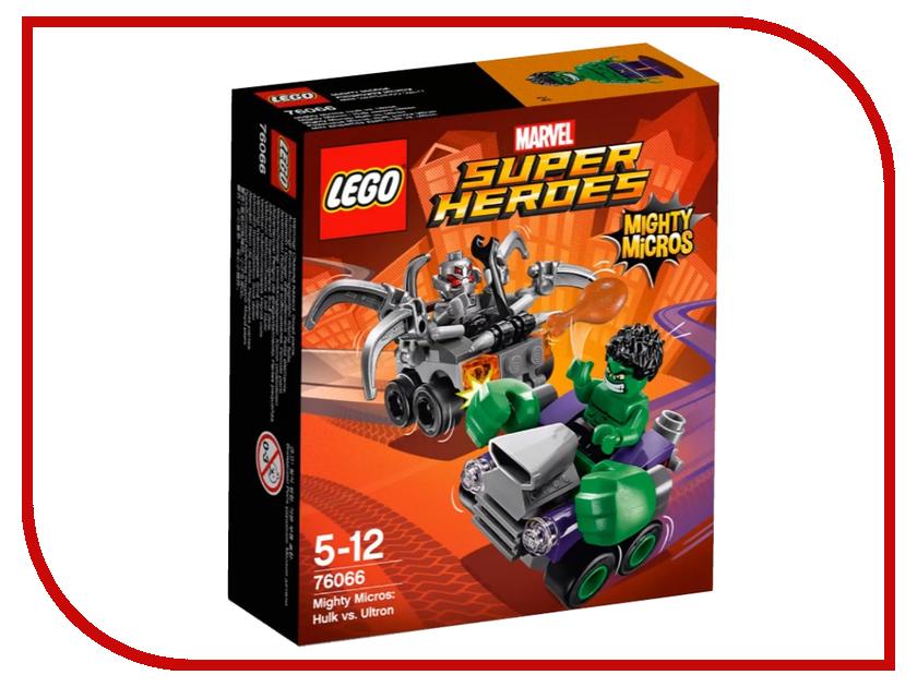 Конструктор Lego Super Heroes Халк против Альтрона 76066