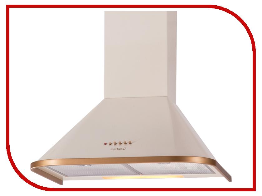 Кухонная вытяжка Cata NEBLIA 600 IVORY варочная панель cata vi 302 a