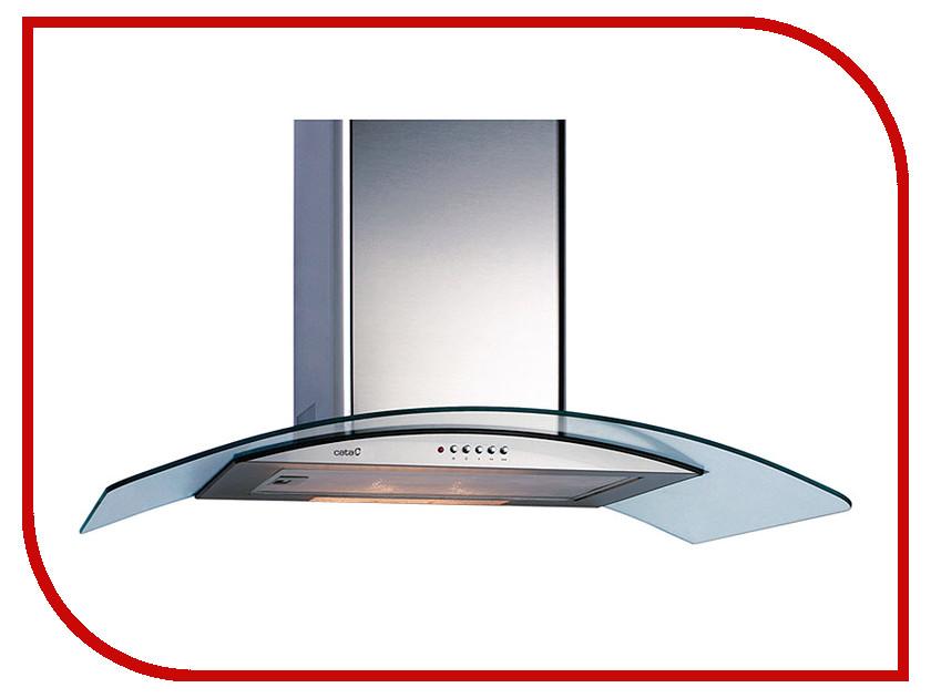 Кухонная вытяжка Cata C 600 Inox Halogen цена и фото