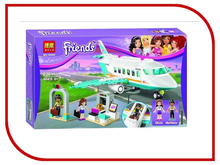 Конструктор Bela Friend Частный самолет 236 дет. 10545 куплю частный дом егорьевское шоссе