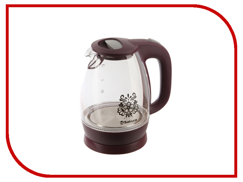 Чайник Sakura SA-2715V утюг sakura sa 3045sbl