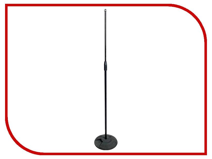 Стойка Proel OST110BK микрофонная стойка quik lok a344 bk