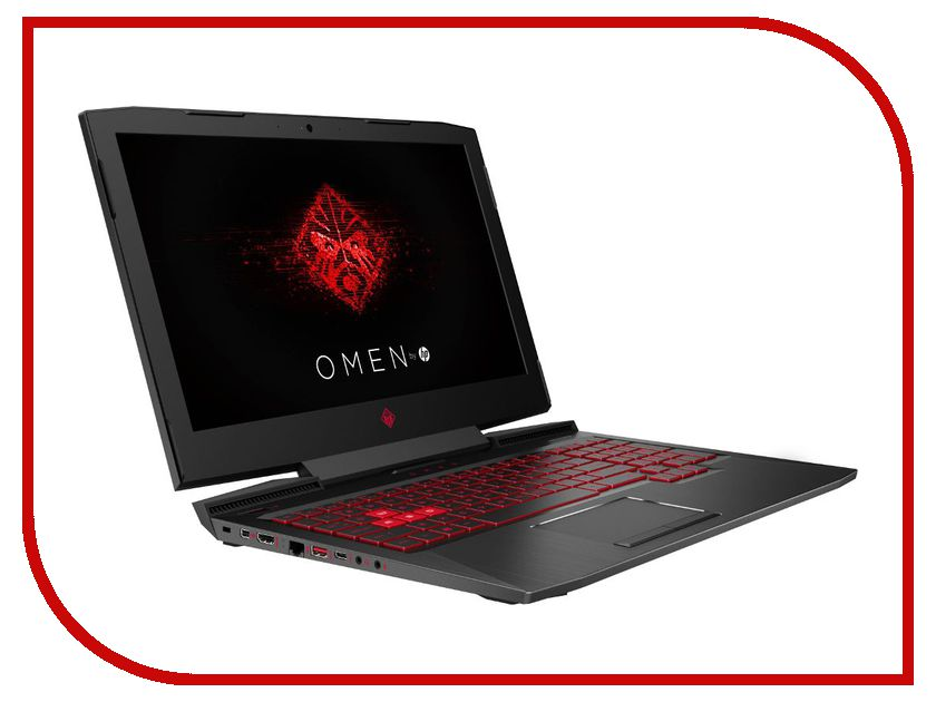 Ноутбук HP Omen 15-ce015ur 2CQ41EA (Intel Core i7-7700HQ 2.8 GHz/12288Mb/1000Gb+128Gb SSD/nVidia GeForce GTX 1060 6144Mb/Wi-Fi/Bluetooth/Cam/15.6/1920x1080/Windows 10 64-bit) ноутбук hp omen 15 ce012ur 1zb06ea