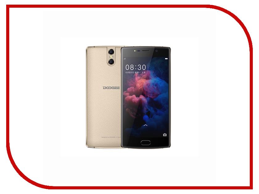 Сотовый телефон DOOGEE BL7000 Gold сотовый телефон jinga basco m500 3g white
