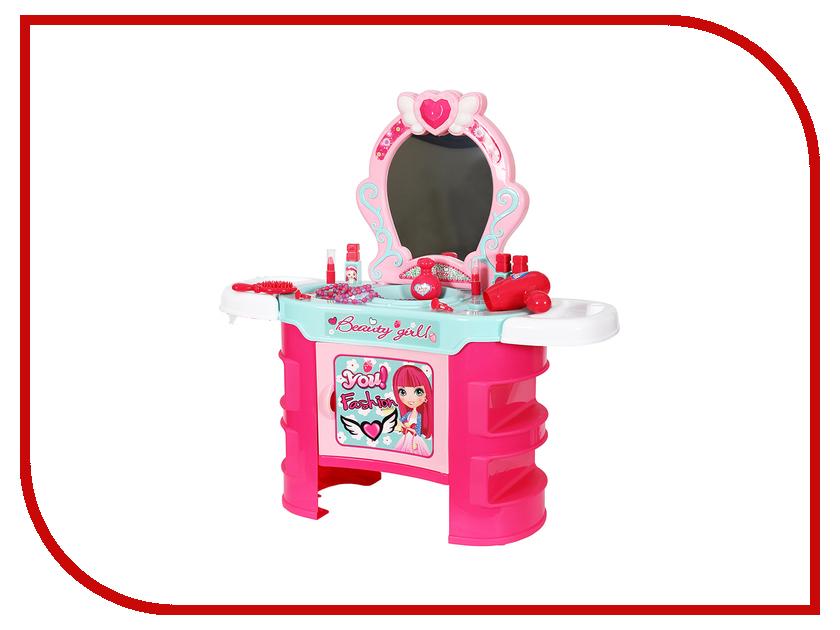 Игра Shantou Gepai Столик Модница Pink-Light Blue Y2108263 игра shantou gepai утюг pink white 948