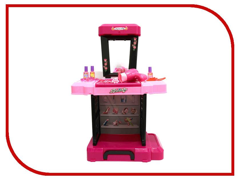 Игра Shantou Gepai Чемоданчик-трансформер Стилист Y3702345 игра shantou gepai 58000 9