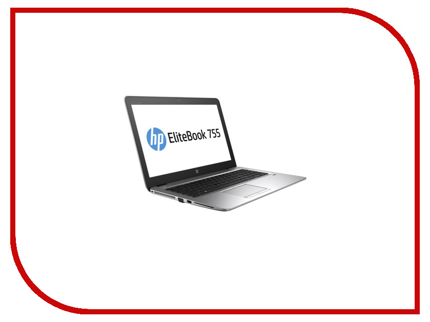 Ноутбук HP EliteBook 755 G4 Z9G45AW (AMD A10 Pro-8730B 2.4 GHz/8192Mb/500Gb/No ODD/AMD Radeon R5/Wi-Fi/Bluetooth/Cam/15.6/1920x1080/Windows 10 Pro) ноутбук hp elitebook 820 g4 z2v85ea z2v85ea