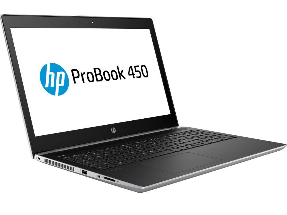 Ноутбук HP ProBook 450 G5 2VP38EA Silver (Intel Core i5-8250U 1.6 GHz/16384Mb/256Gb SSD/No ODD/Intel HD Graphics/Wi-Fi/Bluetooth/Cam/15.6/1920x1080/Windows 10 Pro)