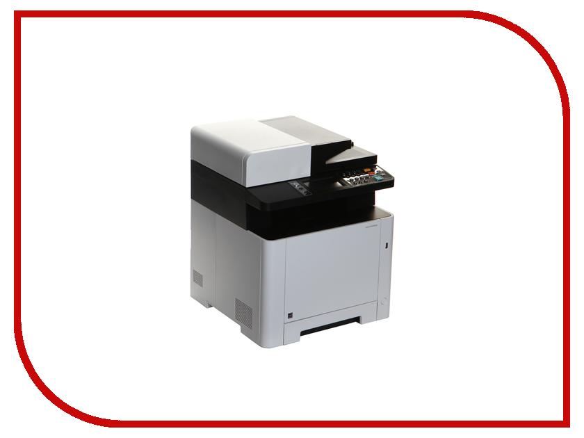 МФУ Kyocera Ecosys M5526cdw принтер kyocera ecosys p6130cdn