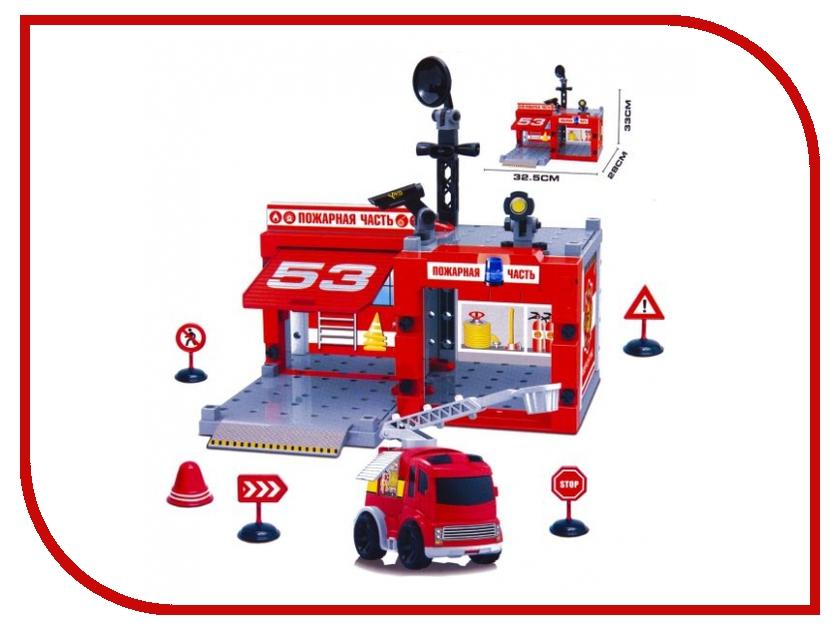 Автотрек Shantou Gepai Пожарная часть M7137-1
