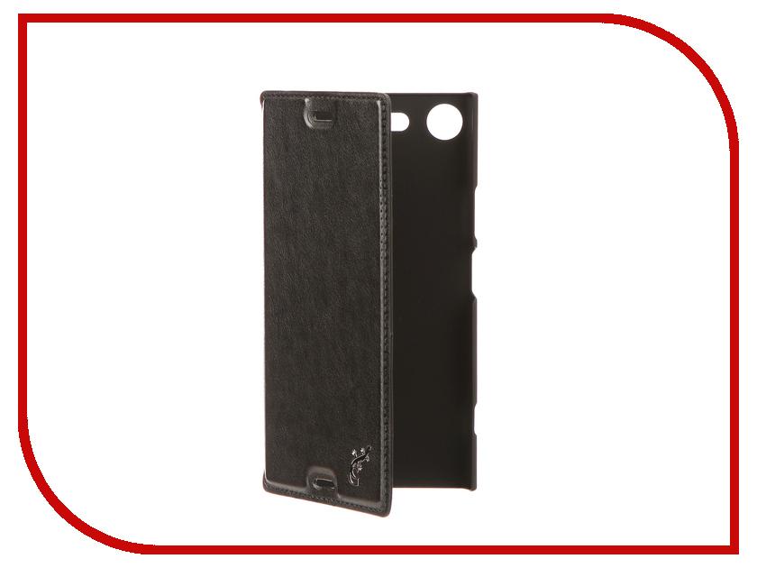 Аксессуар Чехол для Sony Xperia XZ1 G-Case Slim Premium Black GG-904 ударный гайковерт bosch 18 gds18v li