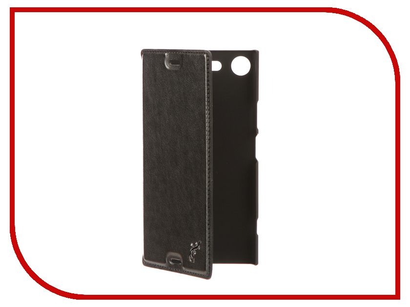 Аксессуар Чехол для Sony Xperia XZ1 G-Case Slim Premium Black GG-904 free shipping 1pcs new 12 inch tablet pc handwriting screen olm 122c1470 gg ver 02 touch digitizer panel repair
