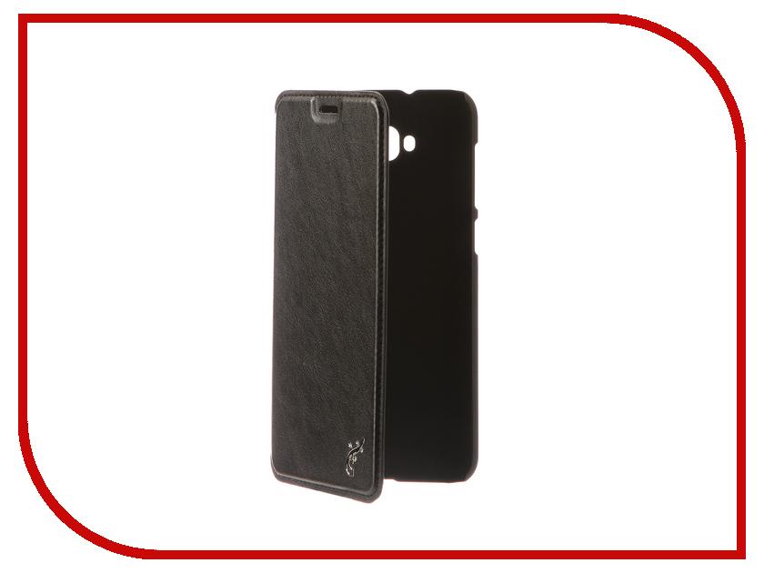 Аксессуар Чехол для ASUS ZenFone 4 Selfie ZD553KL G-Case Slim Premium Black GG-900 стоимость