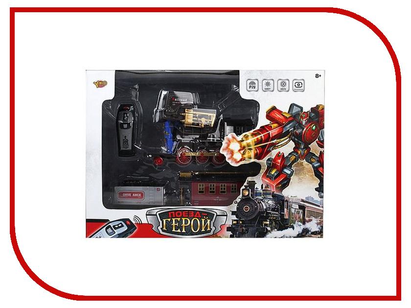 Роботы, трансформеры M6546  Игрушка Shantou Gepai Поезд-герой M6546
