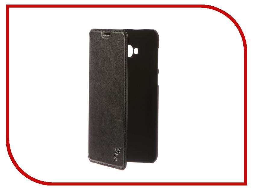 Аксессуар Чехол для ASUS ZenFone 4 Selfie Pro ZD552KL G-Case Slim Premium Black GG-899 стоимость