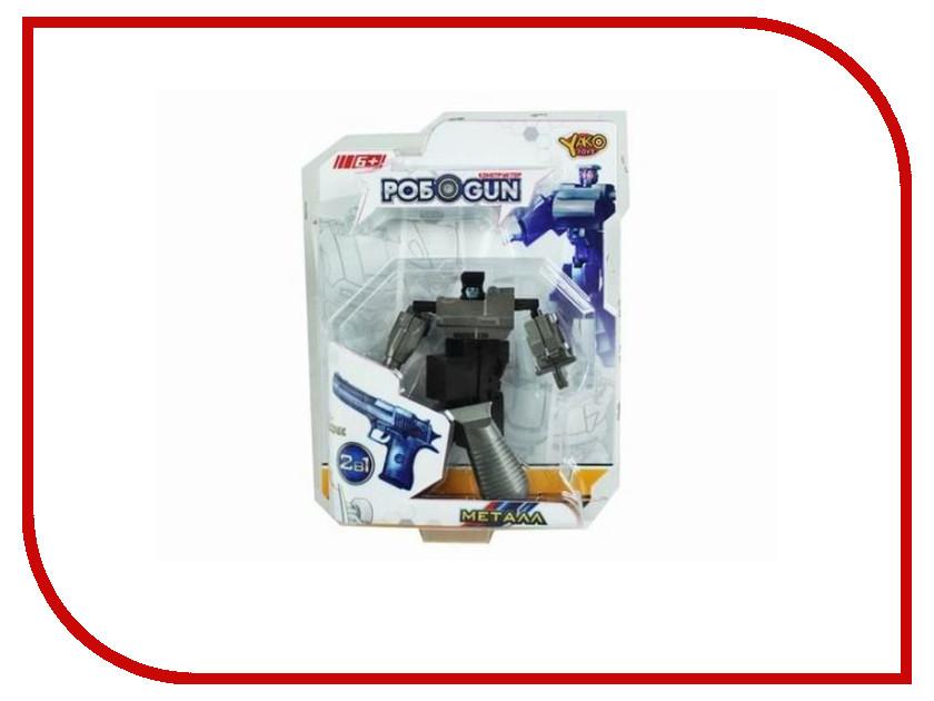 Игрушка Shantou Gepai Робот-наган M6683-2 сигнальный револьвер блеф наган