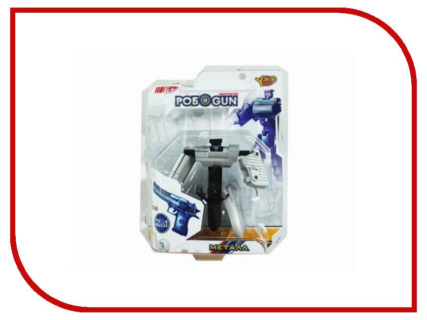 Игрушка Shantou Gepai Робот-пистолет M6683-4 трансформер робот 8086 shantou gepai