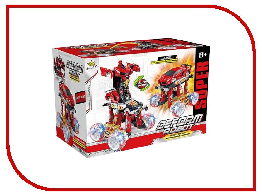 Игрушка Shantou Gepai Робот-машина 200091276 игрушка shantou gepai машина перевертыш 666 858